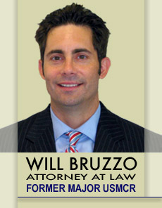 Bruzzo attorney at law - former major USMCR